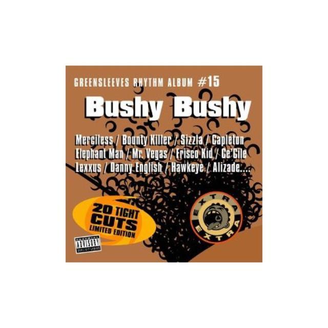 BUSHY BUSHY / VARIOUS Vinyl Record