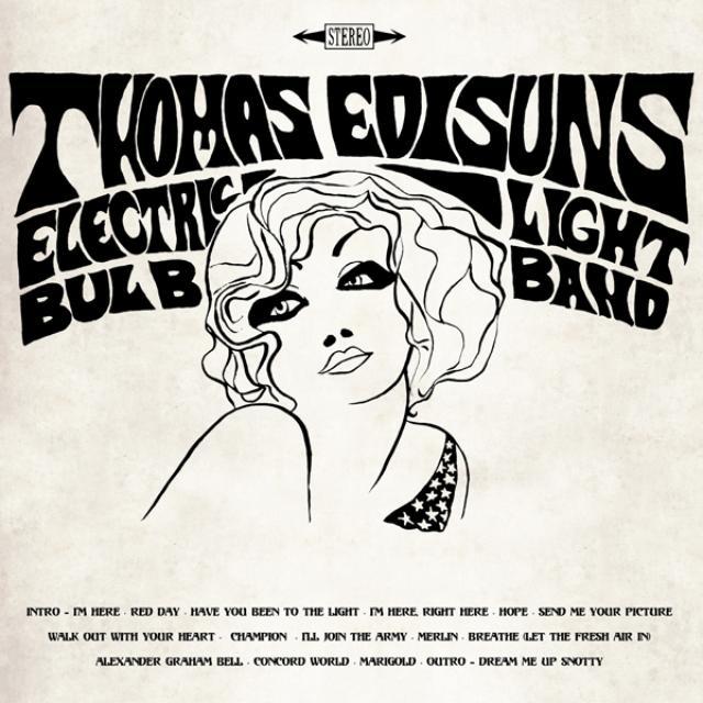 Thomas Electric Light Bulb Band Edisun