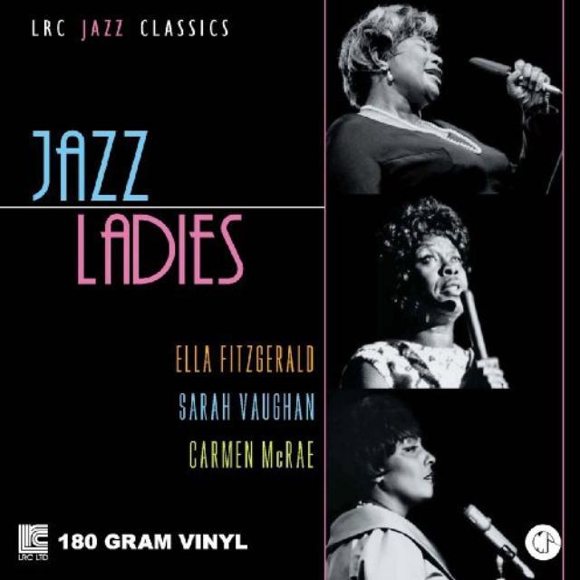 Ella Fitzgerald, Sarah Vaughan, Carmen Mcrae