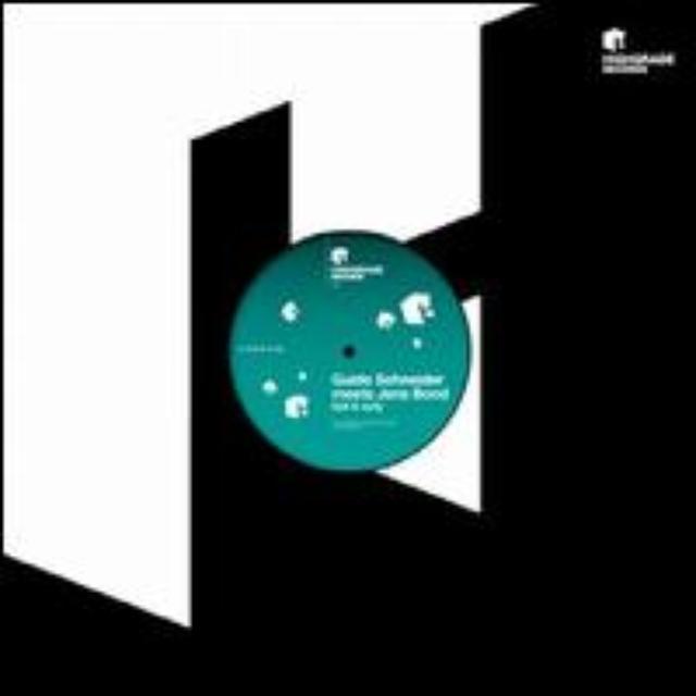 Guido Schneider BOB & CURLY Vinyl Record