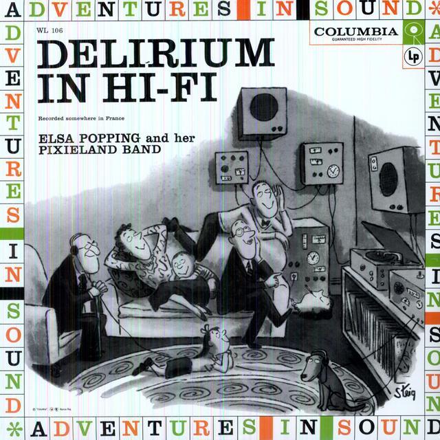 Delirium In Hi-Fi