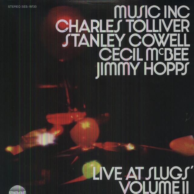 Music Inc: Charles Tolliver