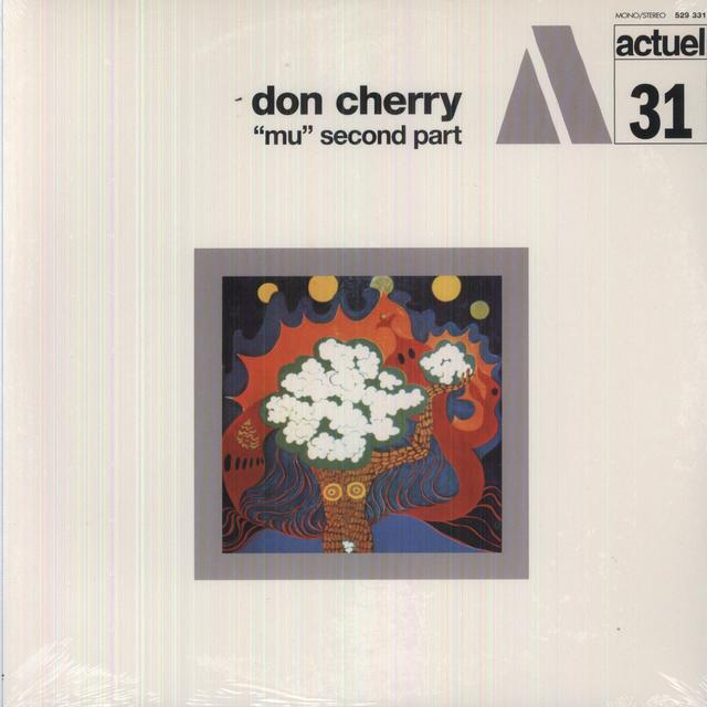 Don Cherry MU (PT.2) Vinyl Record