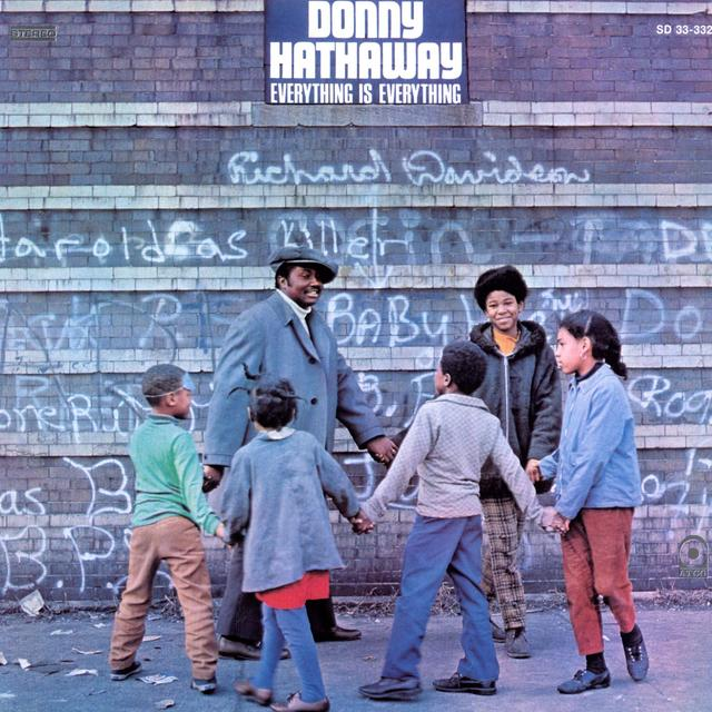 Donny Hathaway EVERYTHING IS EVERYTHING Vinyl Record