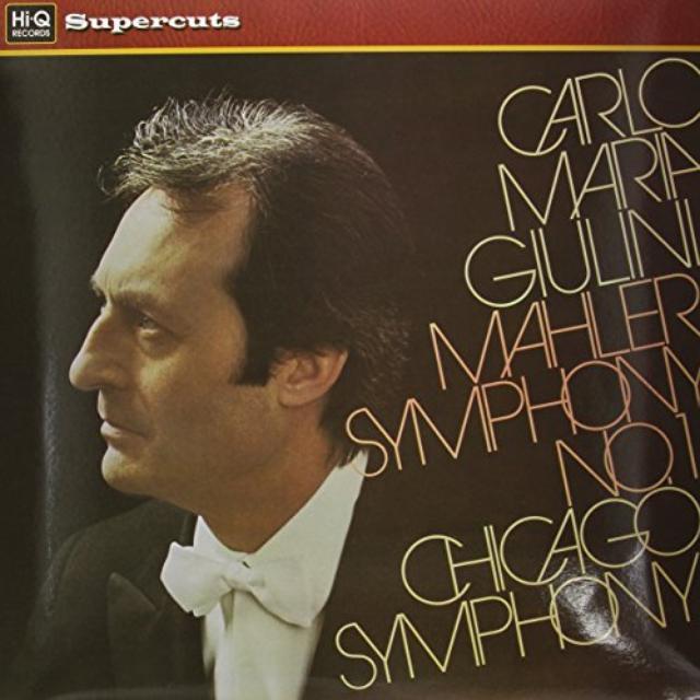 Mah Ler / Giulini / Chicago Sym