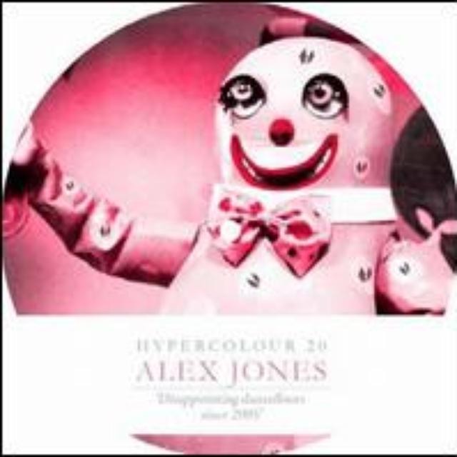 Alex Jones DISAPPOINTING DANCEFLOORS SINCE 2005 Vinyl Record