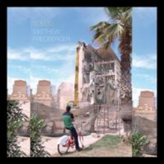 Matthew Frieberger SOLOS Vinyl Record