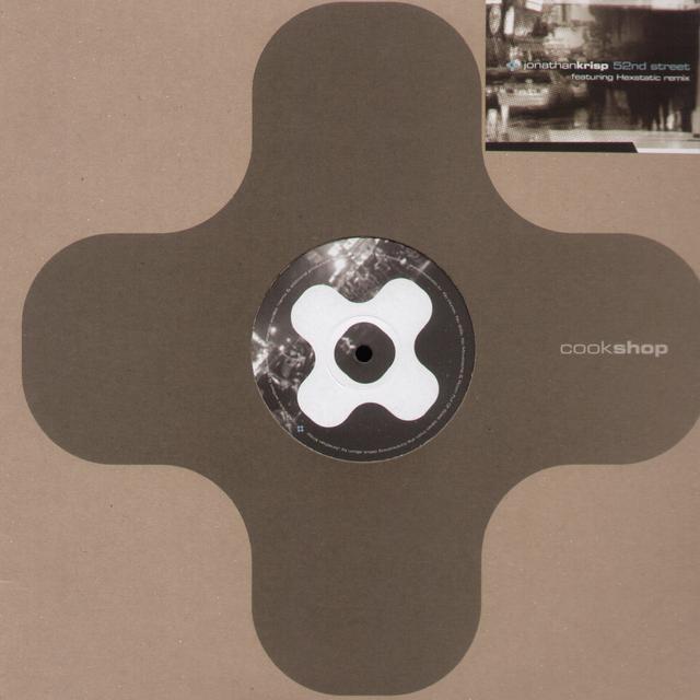 Jonathan Krisp 52ND STREET Vinyl Record - UK Release