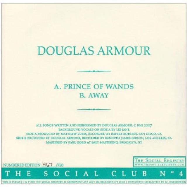 Douglas Armour