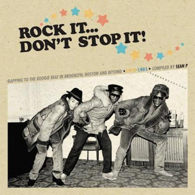 Rock It Don'T Stop It-Compiled By Sean P / Various