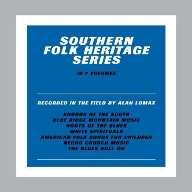 Southern Folk Heritage Alan Lomax / Var