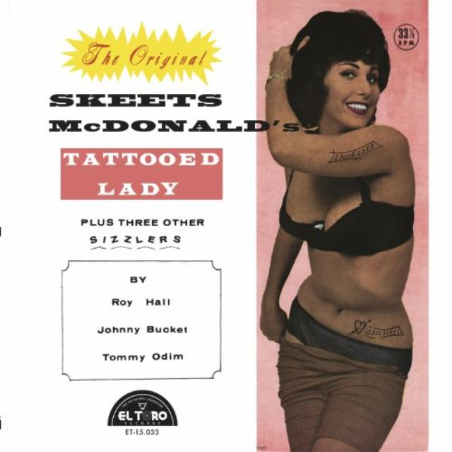 Skeets Mcdonald'S Tattooed Lady / Various