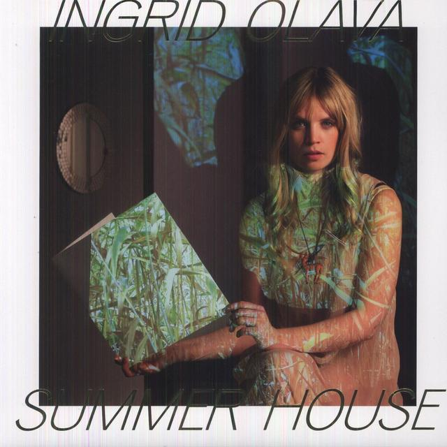 Ingrid Olava SUMMER HOUSE Vinyl Record - Sweden Release