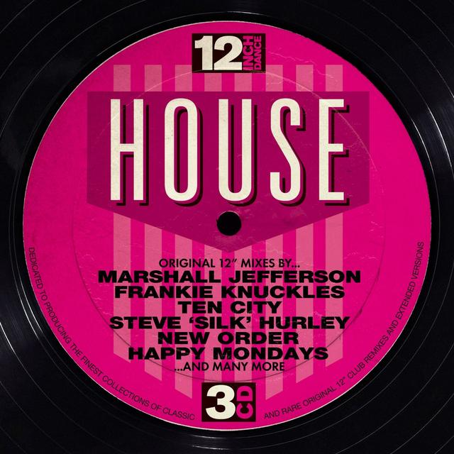 12Inch Dance-House / Various