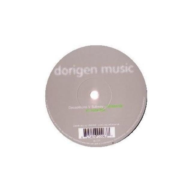 Deceptions V Subway AMAZONONIA Vinyl Record