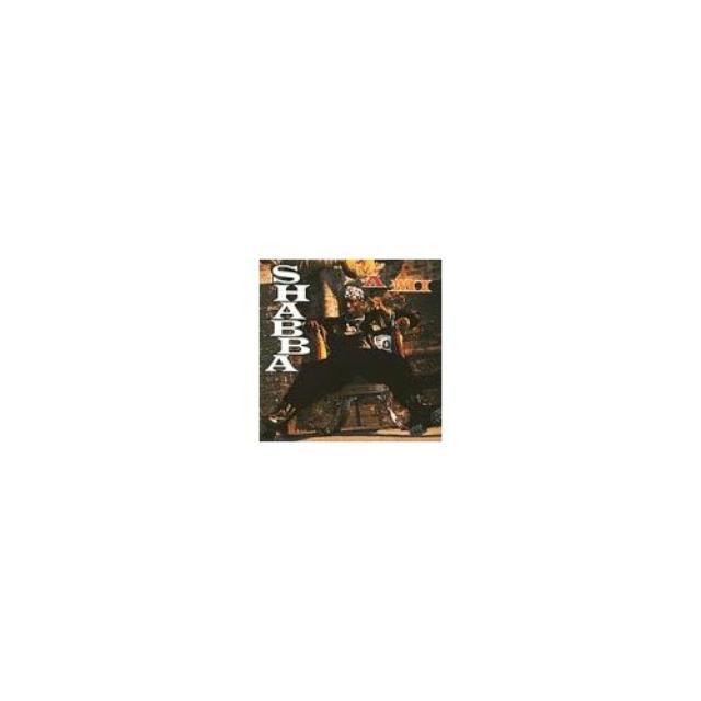 Shabba Ranks MI SHABB Vinyl Record - Sweden Release