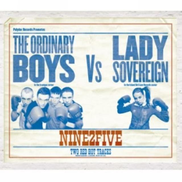 Ordinary Boys Vs Lady Sovereign