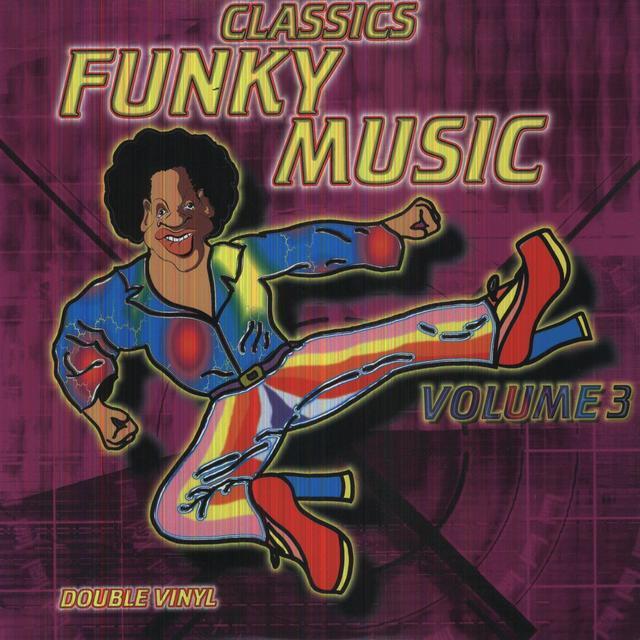 Vol. 3-Funky Music / Various