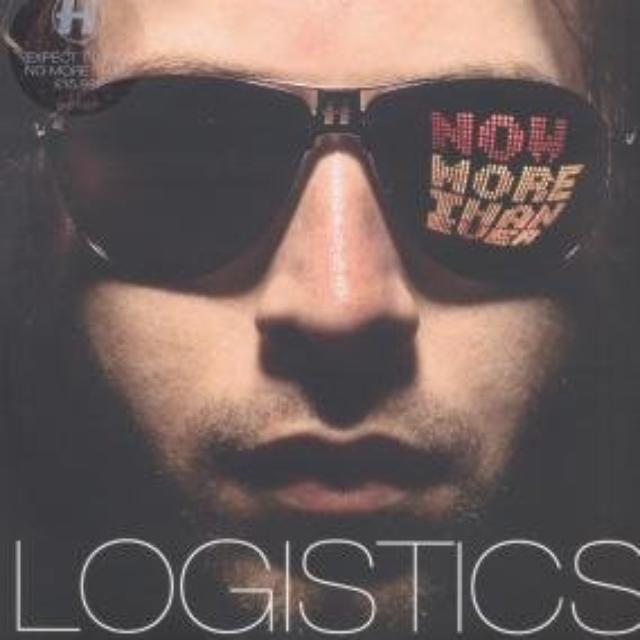Logistics NOW MORE THAN EVER Vinyl Record