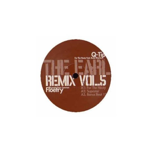 Earl VOL. 5-REMIX Vinyl Record - UK Release
