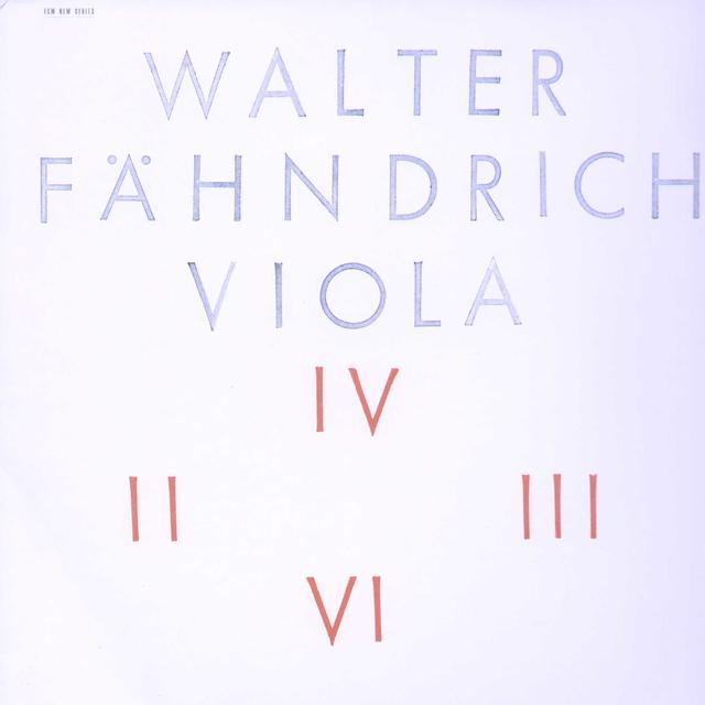 W. Faehndrich