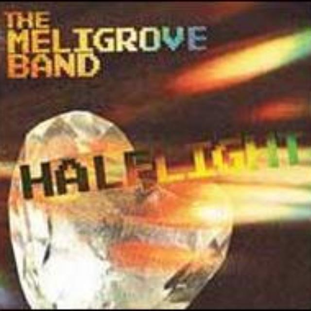 The Meligrove Band HALFLIGHT Vinyl Record