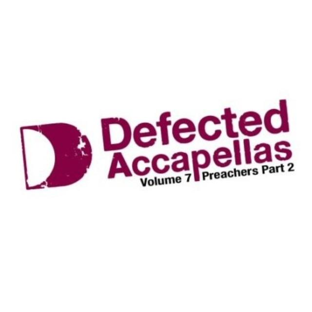 VOL. 7-DEFECTED ACCAPELLAS PT. 2 Vinyl Record