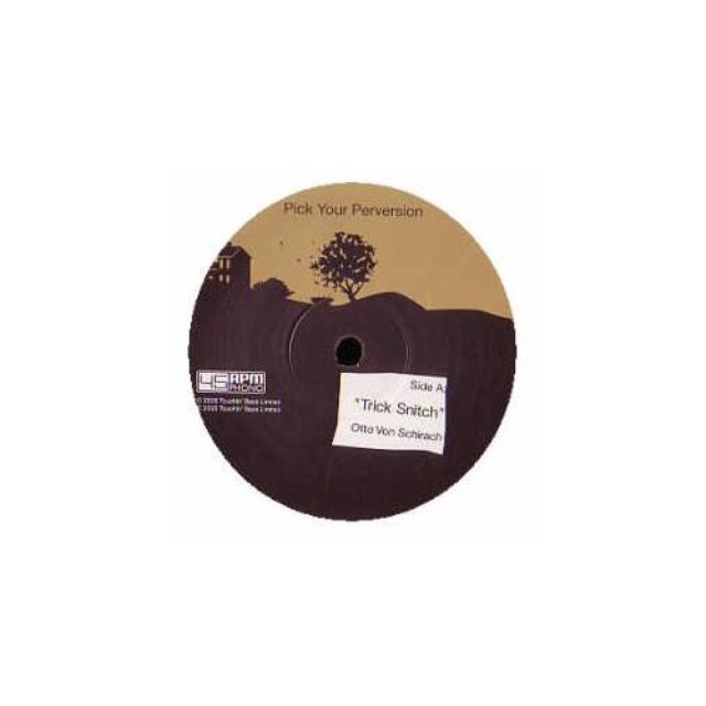 Pick Your Perversion / Various (Uk) PICK YOUR PERVERSION / VARIOUS Vinyl Record