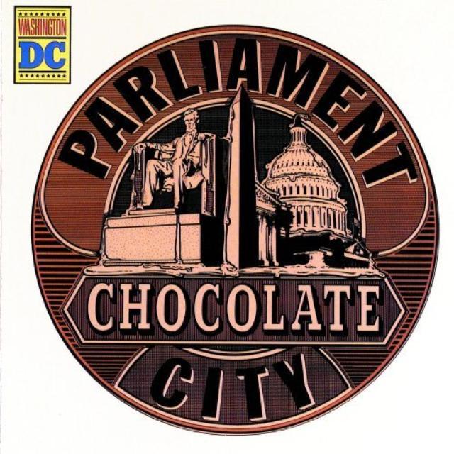 Parliament CHOCOLATE CITY (HOL) (Vinyl)