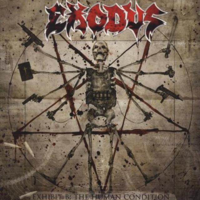 Exodus EXHIBIT B: THE HUMAN CONDITION (FRA) (Vinyl)