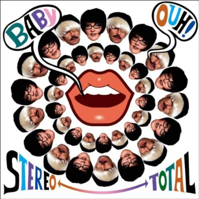 Stereo Total BABY OUH! Vinyl Record