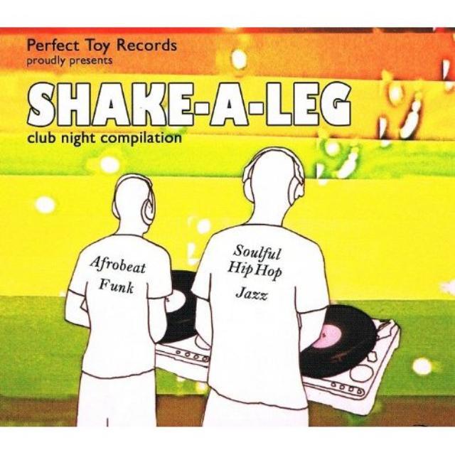 Shake-A-Leg / Various (Uk) SHAKE-A-LEG / VARIOUS Vinyl Record - UK Release