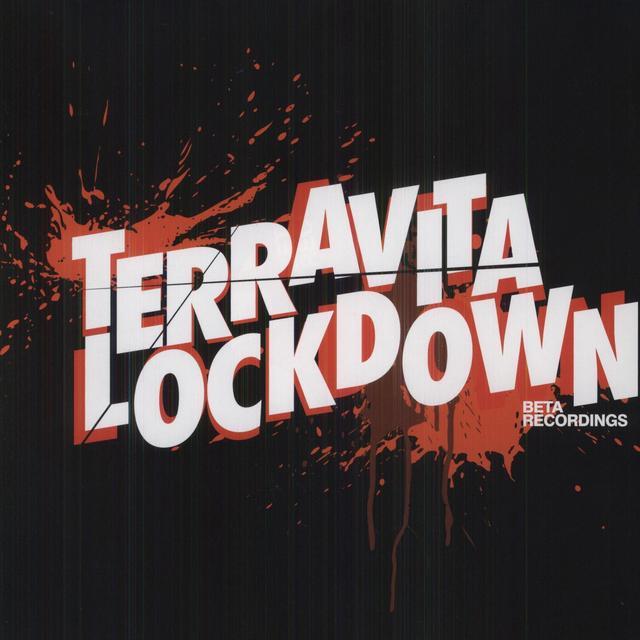 Terravita LOCKDOWN/UP IN THE CLUB Vinyl Record - UK Release