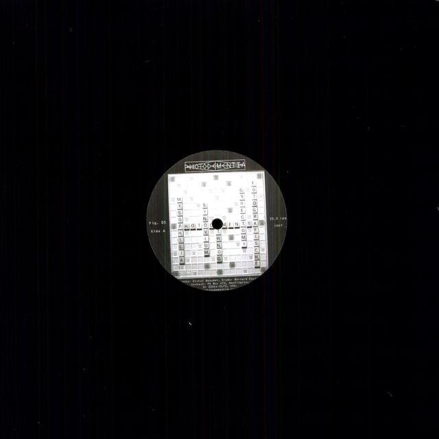 Photodementia FIGURE 3 Vinyl Record - UK Release