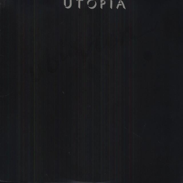 Utopia OBLIVION (MAYBE I COULD CHANGE CRY BABY) Vinyl Record
