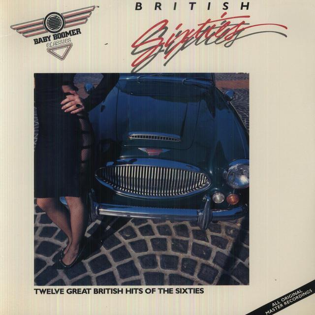 BRITISH SIXTIES / VARIOUS Vinyl Record