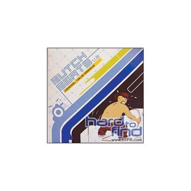 Butch Norton BUTCH BEATS 2 Vinyl Record - Limited Edition