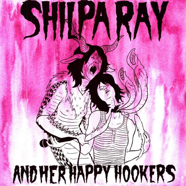 Shilpa Ray merch