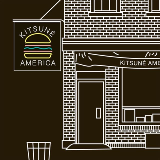 Kitsune America / Various