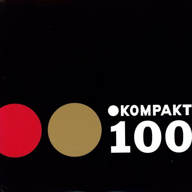 KOMPAKT 100 / VARIOUS Vinyl Record