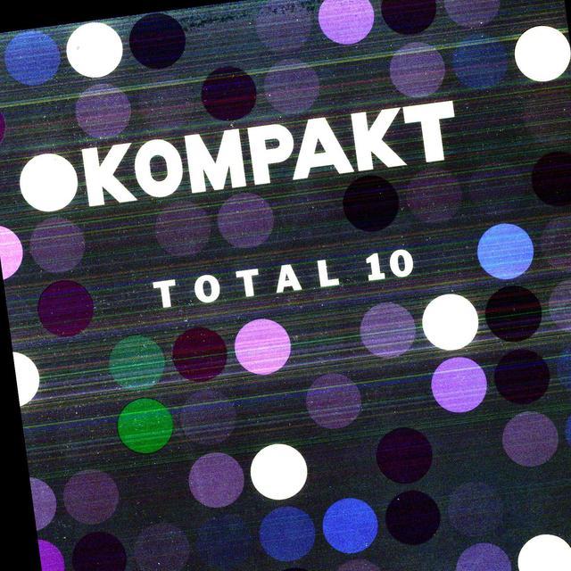 Kompakt Total 10 / Various Vinyl Record