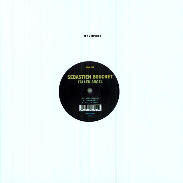 Sebastien Bouchet FALLEN ANGEL Vinyl Record