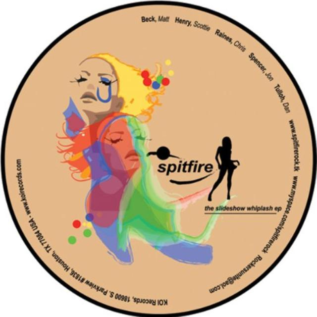 Spitfire SLIDESHOW WHIPLASH Vinyl Record