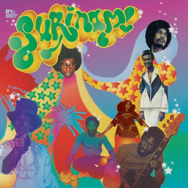 Surinam: Boogie & Disco Funk From Surinamese / Var