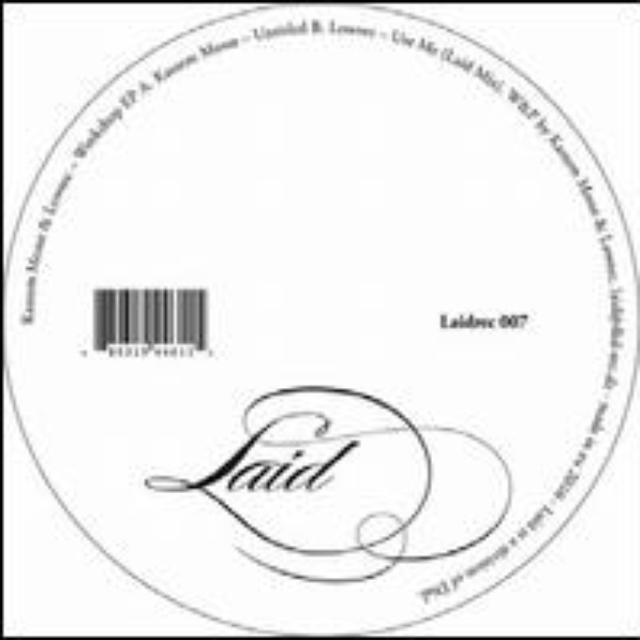 Mossel / Lowtec / Kassem WORKSHOP Vinyl Record