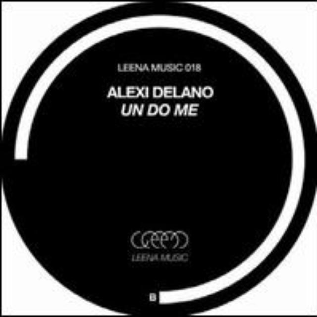 Alexi Delano UN DO ME Vinyl Record