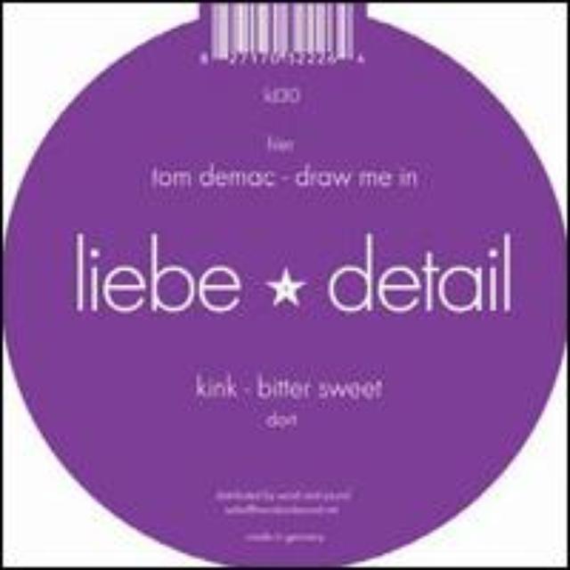 Tom Kink / Demac BITTER SWEET & DRAW ME IN Vinyl Record