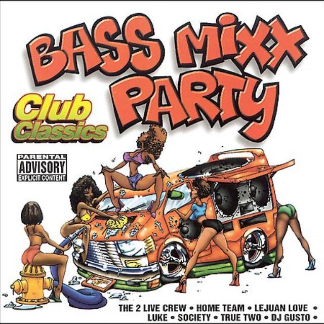 Bass Mixx Party Club Classics / Various