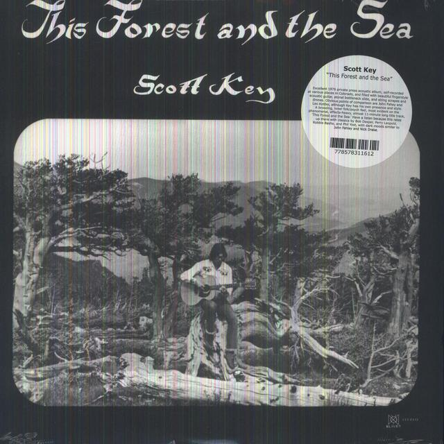 Scott Key THIS FOREST & THE SEA Vinyl Record