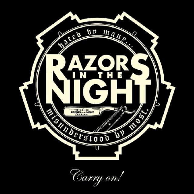 Razors In The Night